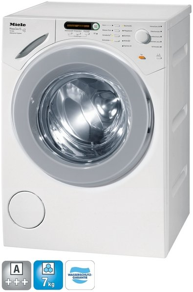 Miele Washing Machine >> Miele W 1000 WPS HomeCare XL