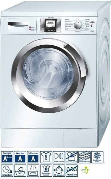 bosch 500 series washer manual